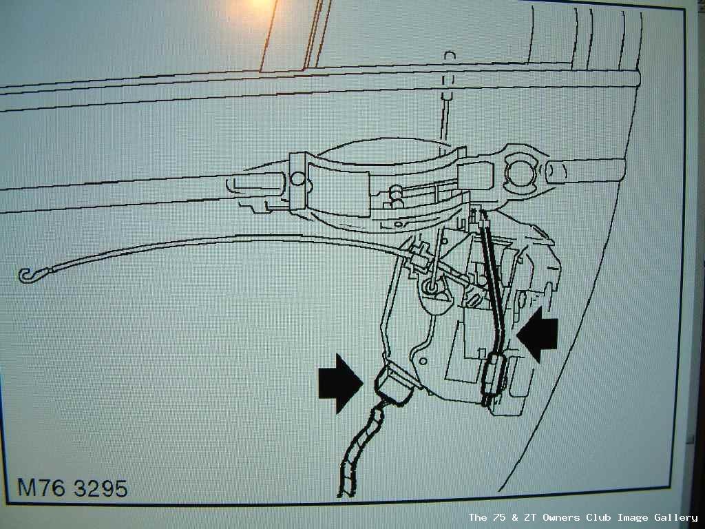 Rover 75 Tourer 2.0L Auto - rear doors won\'t open! [Archive] - The ...