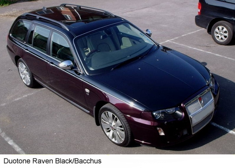 the many colours of the rover 75 mg zt comments page. Black Bedroom Furniture Sets. Home Design Ideas